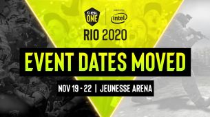 ESL One: Rio has been moved to November