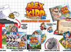 Alex Kidd in Miracle World DX akan dirilis Juni