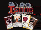 The Binding of Isaac hadir sebagai card game